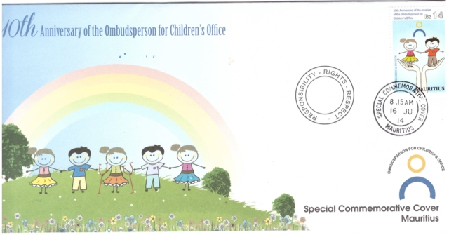 2014 16 June - 10th Anniversary of Ombudsperson for Children