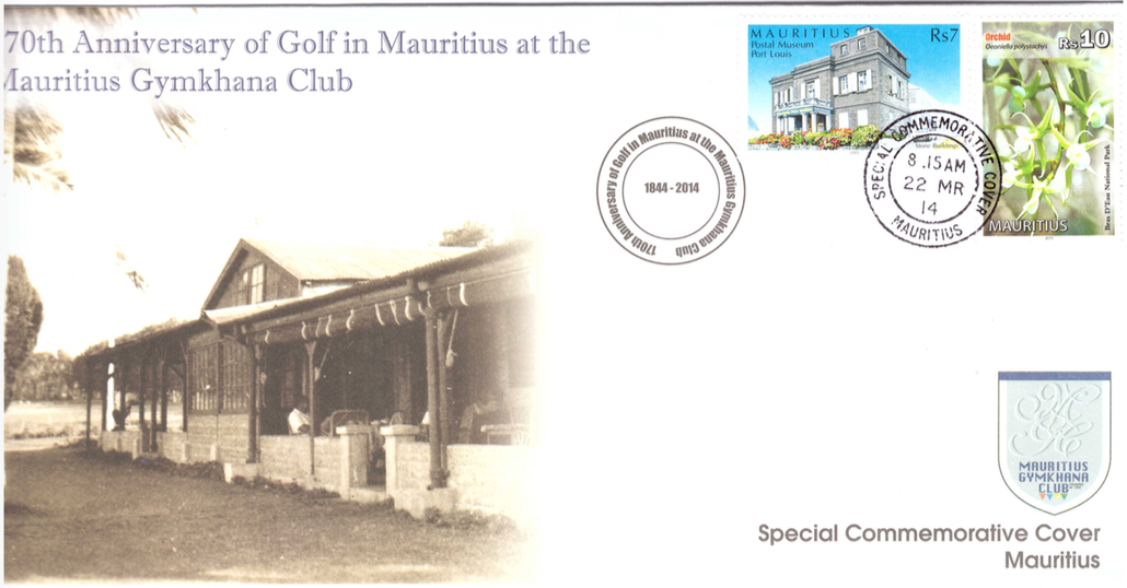 2014 22 March - 170th Anniv of Golf Gymkhana