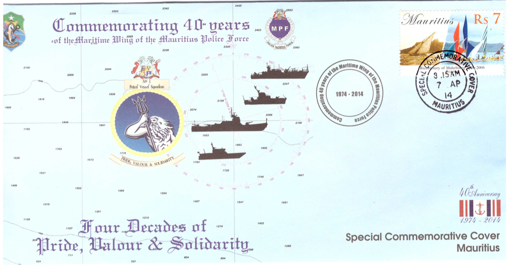 2014 7 Apr - 40 yrs Maritime Wing MPF