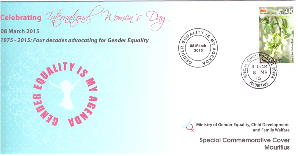 2015 8 March - International Women's Day