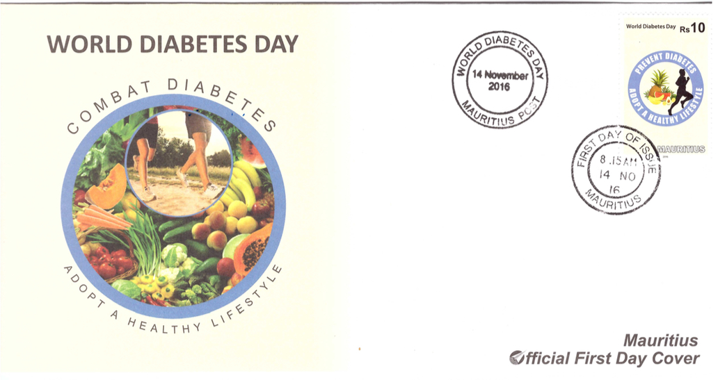 2016 14 Nov - World Diabetes Day