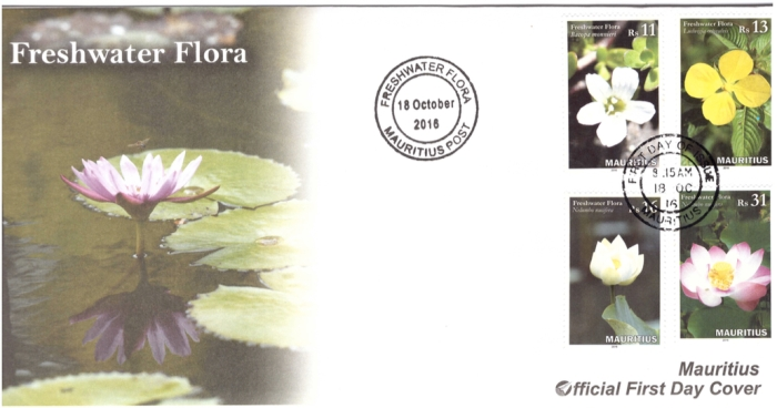 2016 18 Oct - Freshwater Flora