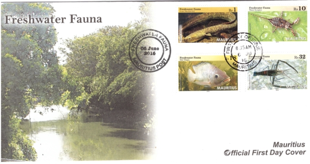 2016 6 June - Freshwater Fauna