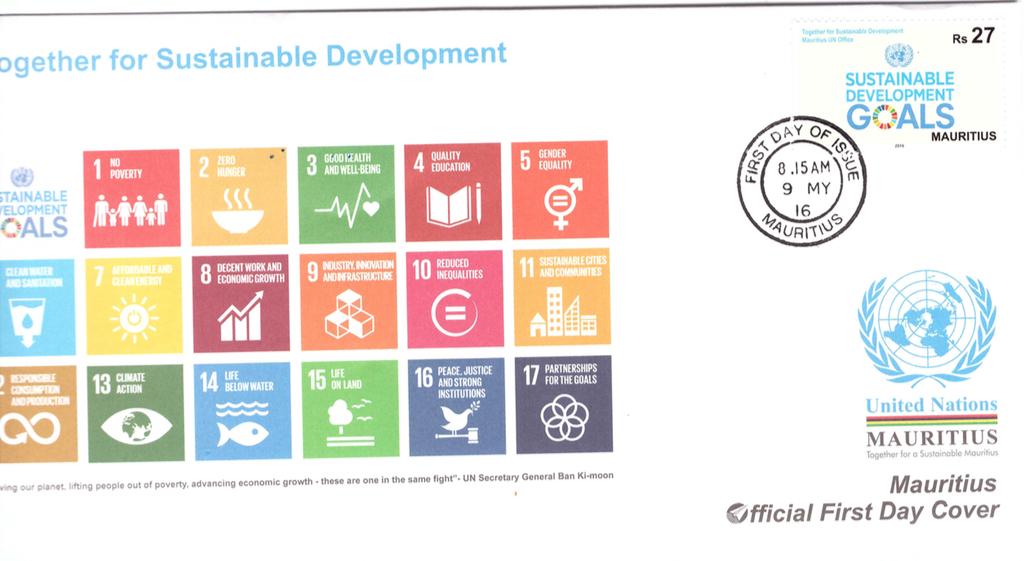 2016 9 May _ SDGs