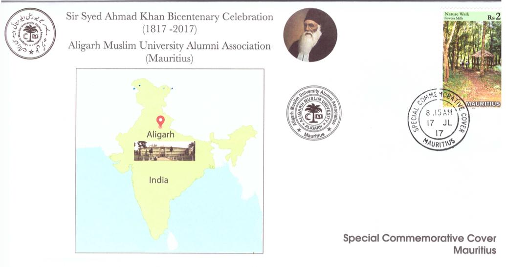 2017 Ahmad Khan bicentenary