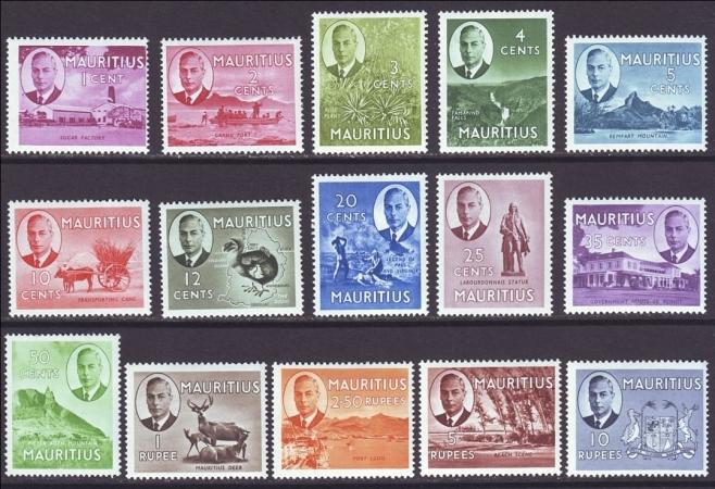 Definitive George VI