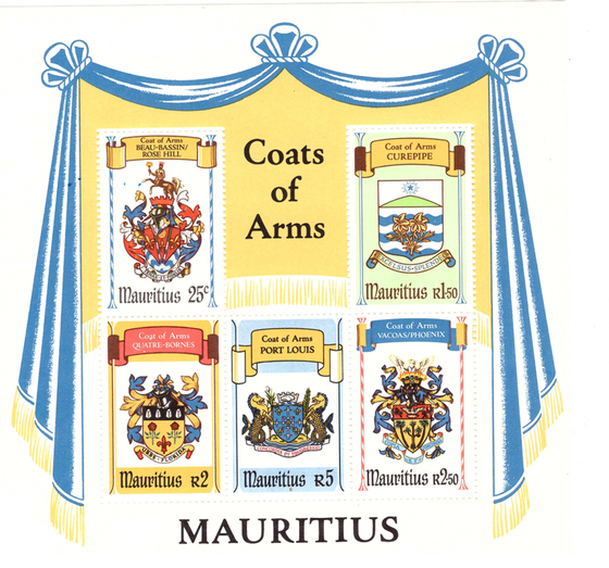 MS Coats of Arms