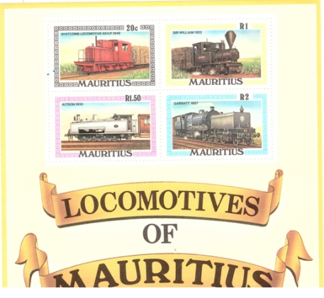 MS locomotive