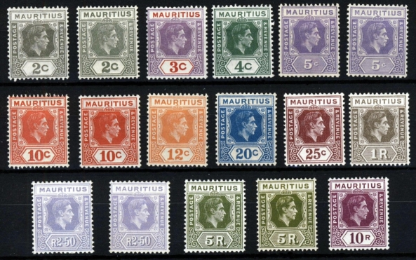 pictorals George VI
