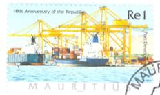 2002 Port louis modern