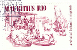 indian immigrants ship