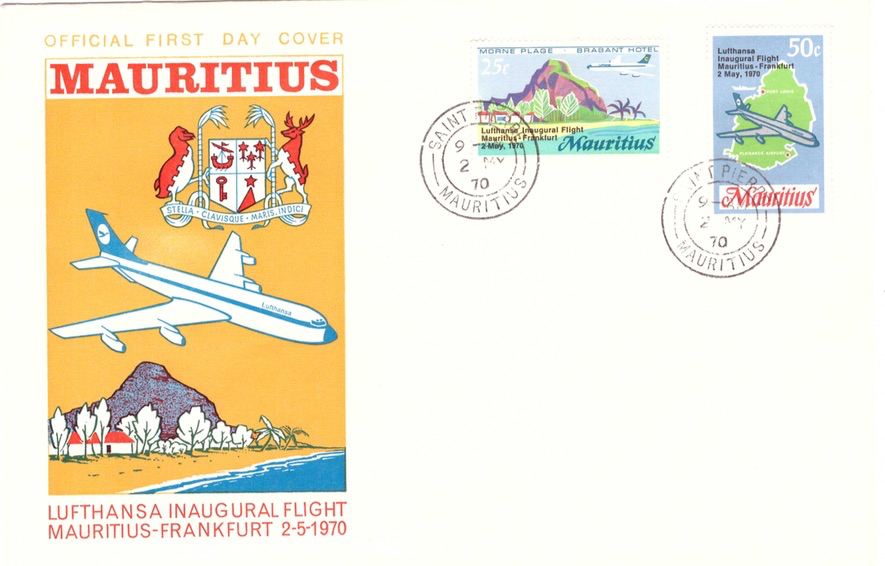 1970 2 May - Lufthansa inaug flight_1