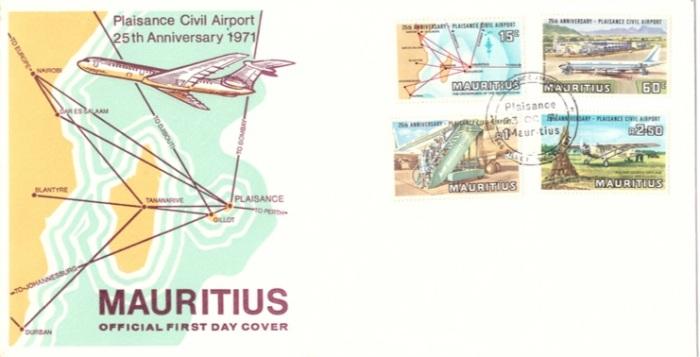 1970 3 Oct - Plaisance civil airport