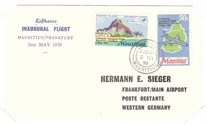 1970 Lufthansa FF2