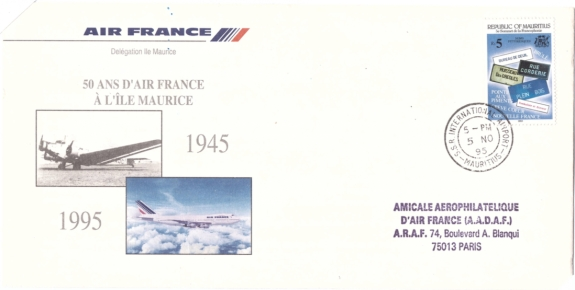 Air France 50 ans