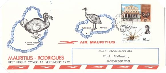 Air Mauritius Rodrigues