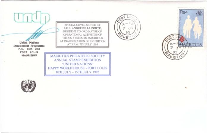 1995 UNDP
