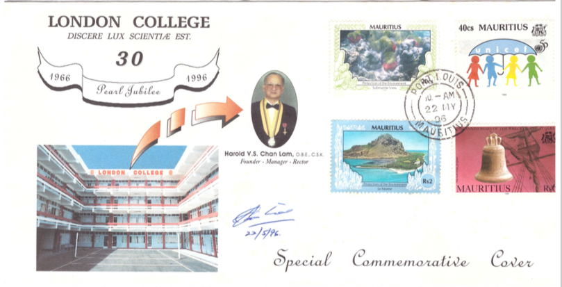 1996 - 30 and london college