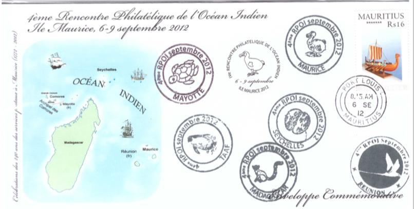 2012 - 4eme rencontre philatelique