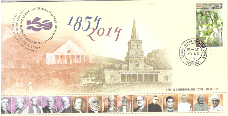 2014 - 160ans diocese anglican