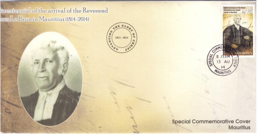 2014 - bicentenary Rev Le Brun