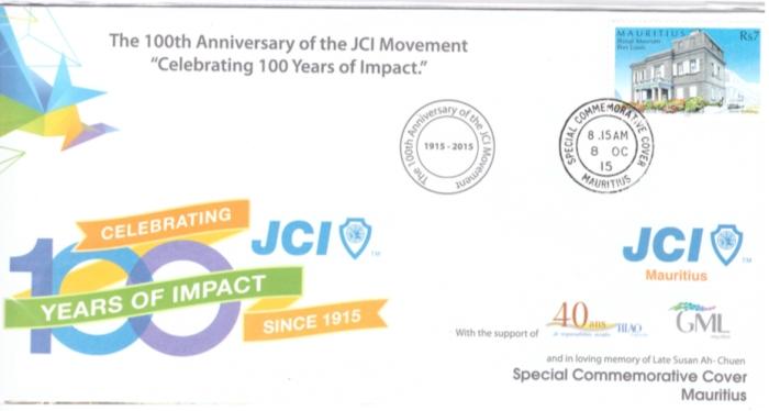 2015 - 100ans JCI