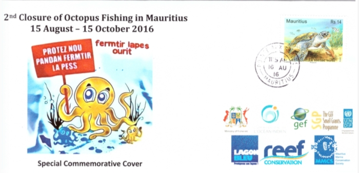 2016 - 2eme closure of octopus fishing