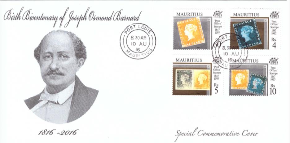2016 - bicentenary of Barnard