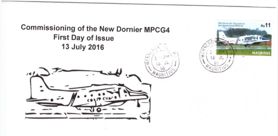 2016 Commissioning of new dornier